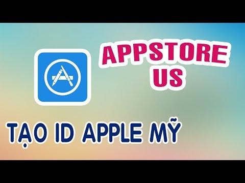 Cách Tạo Tài Khoản Apple US (Mỹ) Trên IPhone
