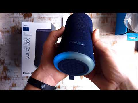 Акустическая система Anker SoundСore Flare Black (A3161G11)
