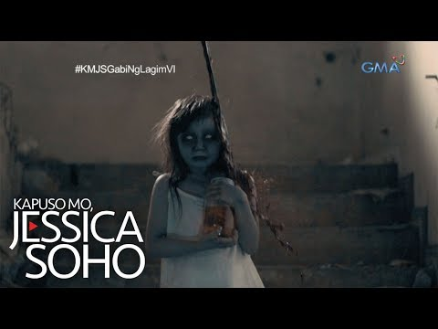 Kapuso Mo, Jessica Soho: Haunted Hospital, a film by Aaron Papins Mendoza | Gabi ng Lagim VI