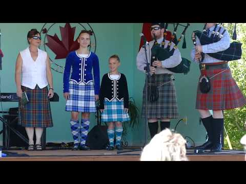 2017 Broad Cove Scottish Concert, Cape Breton Island, Nova Scotia - 7/30/17