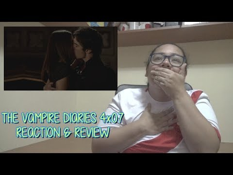 "The Vampire Diaries 4x07 REACTION & REVIEW ""My Brother's Keeper"" S04E07 