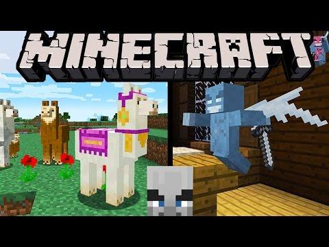 Exploration Update! 1.11 Minecraft