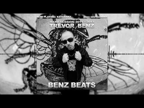 TREVOR BENZ - BENZ BEATS - [100% Trevor Benz Tracks] - (Hard Session 2011.2013)