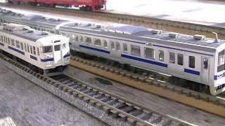 JR九州~415系、サンシャインみやざき、DC220