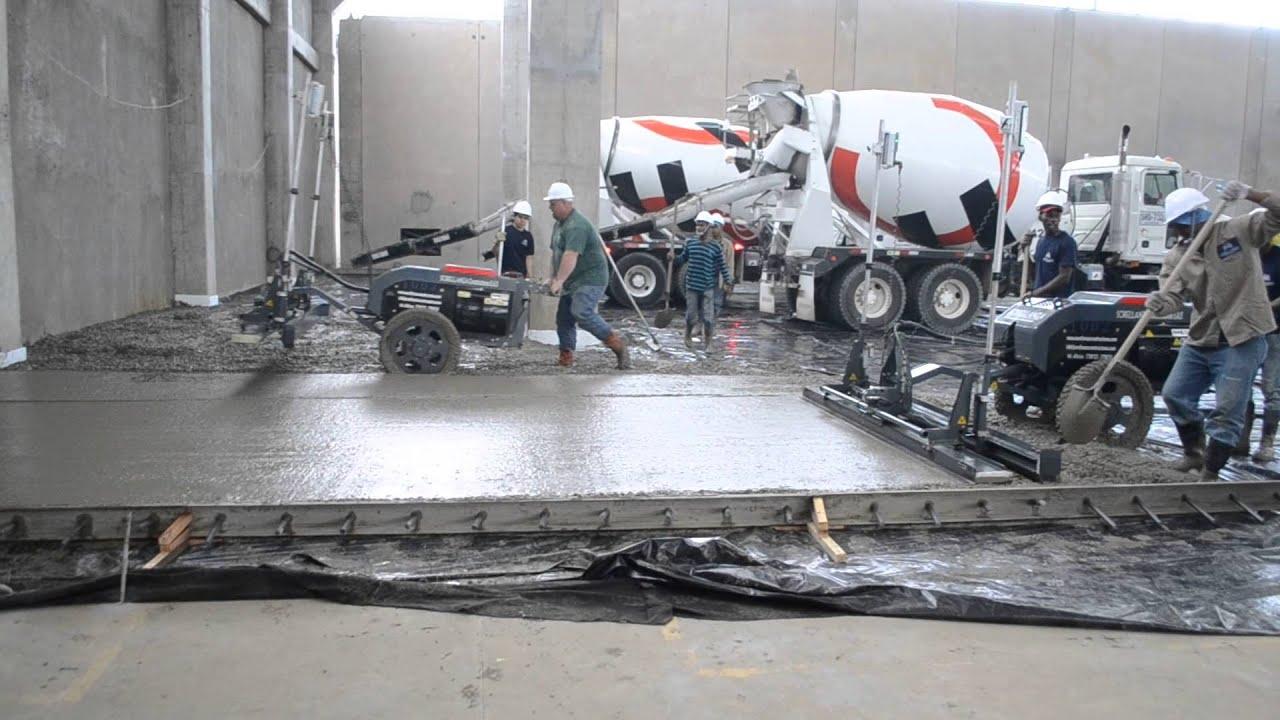 Niveladora de concreto laser pisos industriales - Helicoptero para hormigon ...
