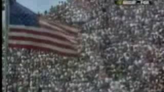 Video Bobbie Eakes singing the national athem at NASCAR download MP3, 3GP, MP4, WEBM, AVI, FLV Januari 2018