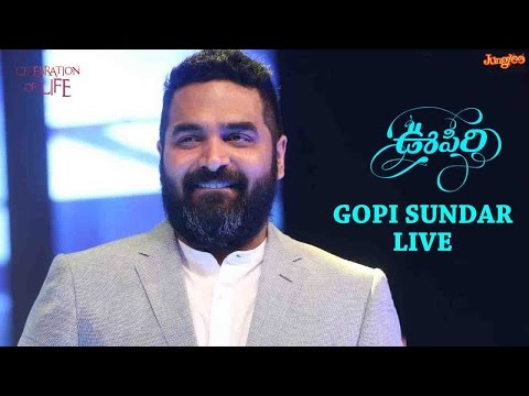 Gopi Sunder Live Performance At Oopiri Audio Launch || Nagarjuna || Karthi || Tamannaah