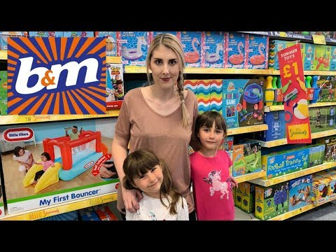 FAMILY SHOP AT B&M JUNE 2019