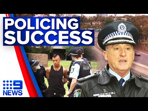 Police shut down protests across NSW | Coronavirus | 9 News Australia