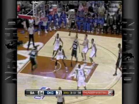 NBA Pretemporada 20/10/2009 - Oklahoma...