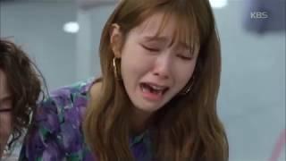 """하나뿐인 내편 - """"넌..내 딸이야"""" 결국 유언 남기고 간 이두일.20180916"""