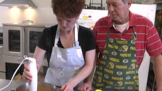 "Cooking With Ruth - Episode 46 ""nutty Sweet Potato Soup"""
