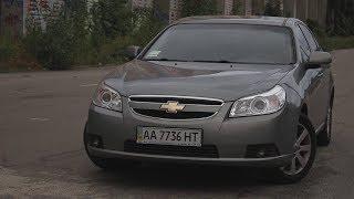 Chevrolet Epica - средний класс от  Daewoo
