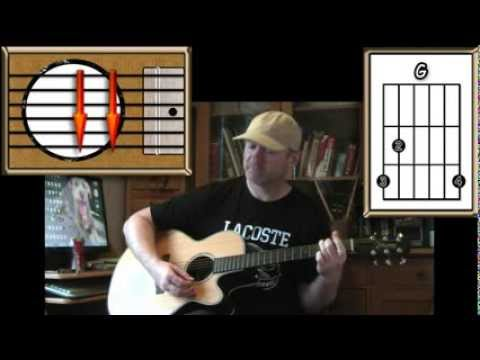 American Pie - Don McLean - Acoustic Guitar Lesson (easy-ish)