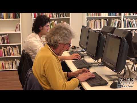"<h3 class=""list-group-item-title"">""Cosas que pasan"" desde la biblioteca pública ""La casa de la lectura""</h3>"