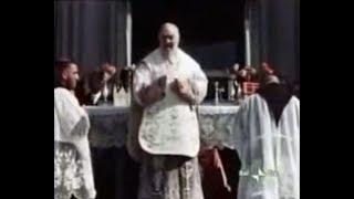 Ojciec Pio - nauki cz.2 : Eucharystia, Świętość, Duch