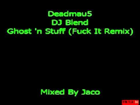 Deadmau5 FT DJ Blend - Ghost and stuff (JC Remix)