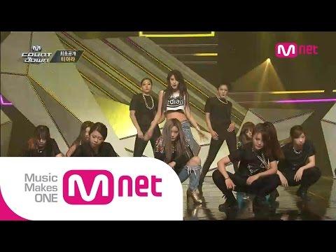 Mnet M COUNTDOWN Ep393 : 티아라T-ARA - 슈가프리SUGAR FREE MCOUNTDOWN140911