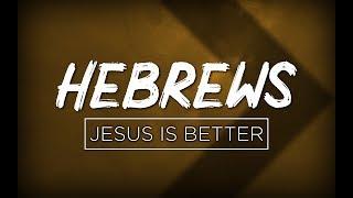 20191013 - Hebrews 2:10-18 - The Necessary Incarnation [Chris Kajano]