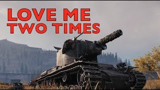 WOT - Love Me Two Times | World of Tanks