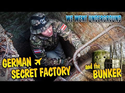 Guys went Exploring the Old Wartime Factory. What they Found Is Insane! Caught on GoPro. 1