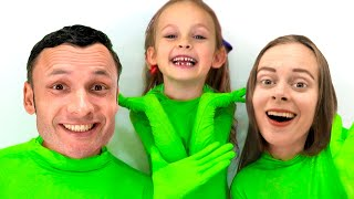 Children Song with Maya and Mary - Invisible + More Children Songs