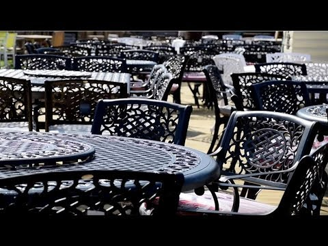 Cast Aluminium Garden Furniture By Riverside