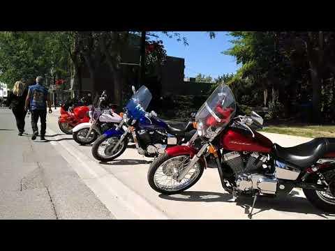Bikefest, Chatham-Kent Ontario 2017