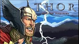 Thor - God of Thunder [NDS] walkthrough part 1