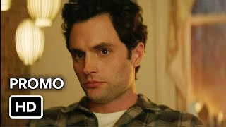 "YOU 1x05 Promo ""Living with the Enemy"" (HD) Penn Badgley, Shay Mitchell series"