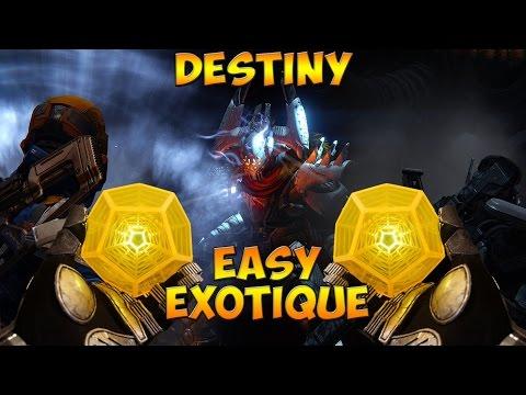 Destiny - looter de l'exotique facile [HD FR]