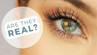 ALL ABOUT MY EYES & LASHES!! | ALLIE G BEAUTY