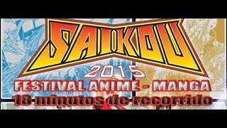 Saikou 2015 - Anime Festival Ecuador