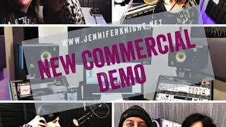 Jennifer Knight, Commercial VO Demo 2019