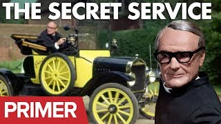 Gerry Anderson Primer: The Secret Service