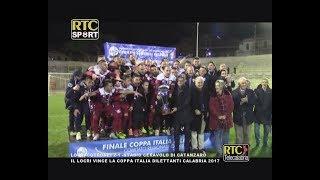 Coppa Italia dilettanti Calabria 2017/ Locri-Cotronei 2-1 RTC TELECALABRIA