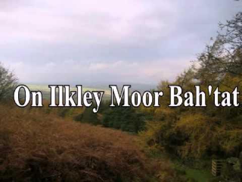 Ilkley Moor (Sing it yourself version) Arr.P.M.Adamson