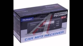 ✔ Автомагнитола Rolsen RCR-103G ★