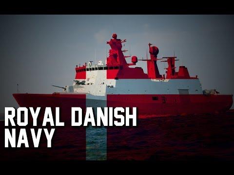 The Royal Danish Navy (Søværnet) 2014-2015
