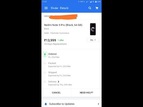 Live booking!!!!!Redmi note 5 pro black 64gb 4gb...