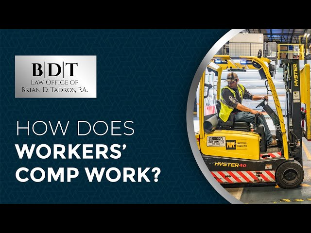 How does Workers' Compensation work?