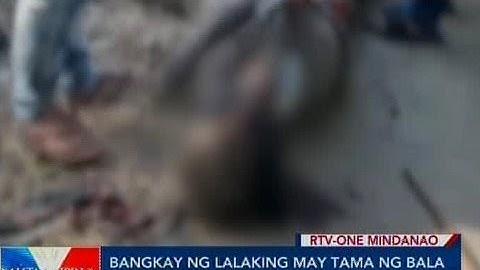 BP: Bangkay ng lalaking may tama ng bala ng baril, natagpuan sa kalsada sa Cagayan de Oro City