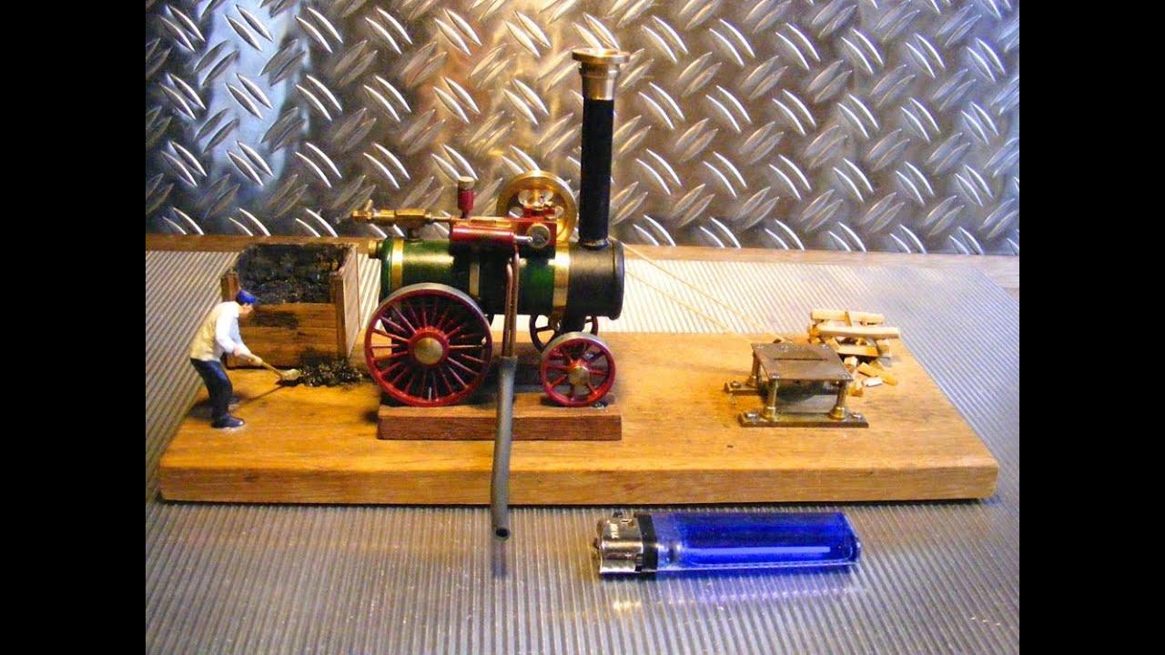 mini locomobile echtdampf mit kreiss ge youtube. Black Bedroom Furniture Sets. Home Design Ideas