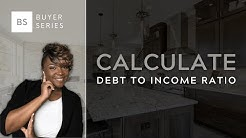 FHA Loan Debt To Income Ratio