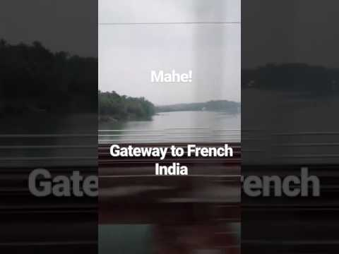 Mahe- Gateway to French India