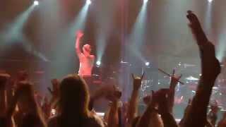 Godsmack -  Live SPb 25.06.2015 - I Stand Alone
