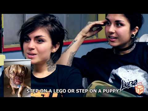 Dim Sumthings Reaction Time:  KREWELLA