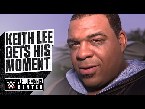 Keith Lee Finally Gets His Moment