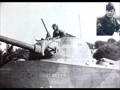 Sargent Abraham ( Abe ) Dubinsky - Tank Commander - 778 tank battalion