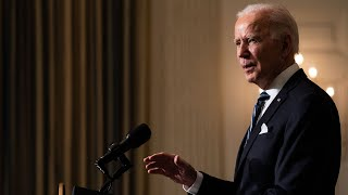 Joe Biden: United States can't wait any longer to deal with climate crisis